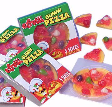 Picture of Gummi Candy Pizza - 48/Box