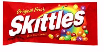 Picture of Skittles Original Single 2.17 Oz. 36 Count