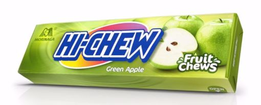 Picture of Hi Chew Green Apple 1.76oz (pack of 120)