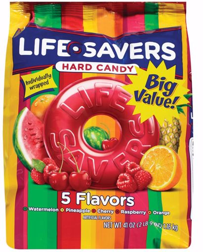 Picture of Lifesavers 5 Flavor 41oz