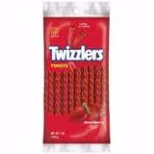 Picture of Twizzler Strawberry Peg 7oz (pack of 12)
