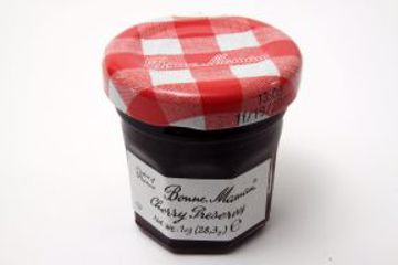 Picture of Bonne Maman Cherry Preserves - jar