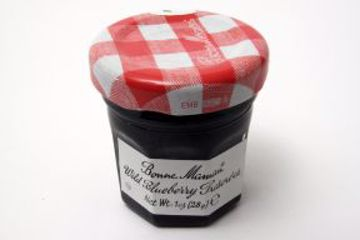 Picture of Bonne Maman Wild Blueberry Preserves - jar