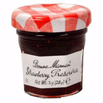 Picture of Bonne Maman Strawberry Preserves - jar