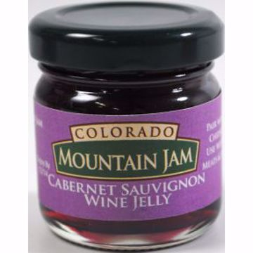 Picture of Colorado Mountain Jam Cabernet Sauvignon Wine Jelly