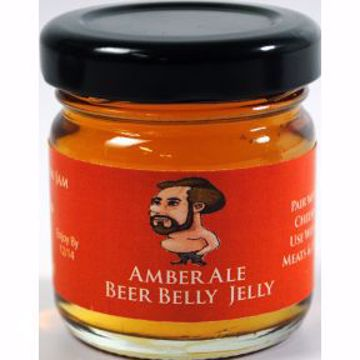 Picture of Colorado Mountain Jam Amber Ale Beer Jelly