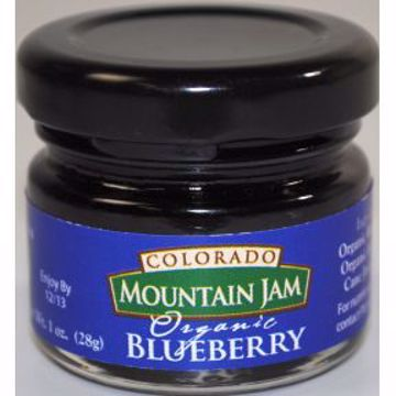 Picture of Colorado Mountain Jam Organic Blueberry