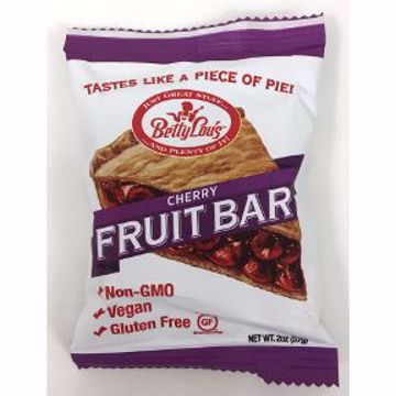 Picture of Betty Lou's Gluten Free Fruit Bars - Cherry