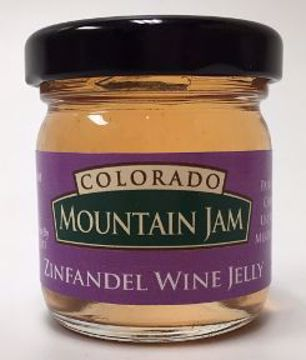 Picture of Colorado Mountain Jam Zinfandel Wine Jelly