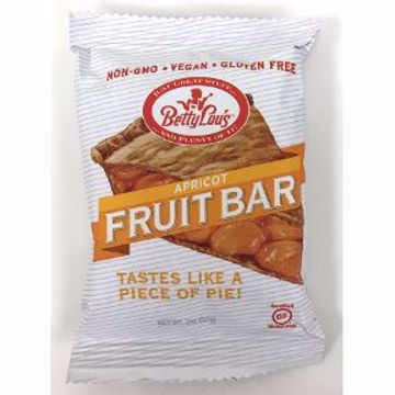 Picture of Betty Lou's Gluten Free Fruit Bars - Apricot