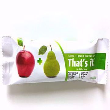 Picture of That's It. Fruit Bar Apple & Pear