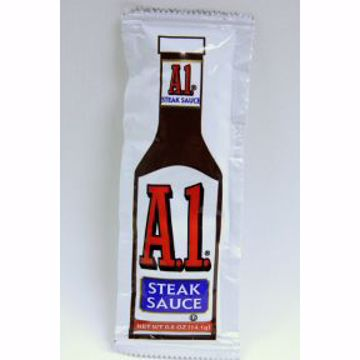Picture of A1 Steak Sauce (packet)