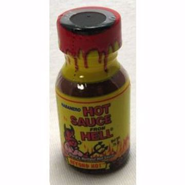 Picture of Ass Kickin' Hot Sauce from Hell