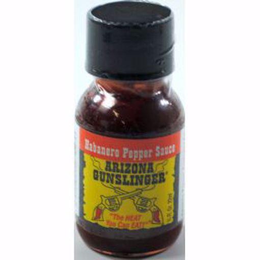 Picture of Arizona Gunslinger Habanero Pepper Sauce