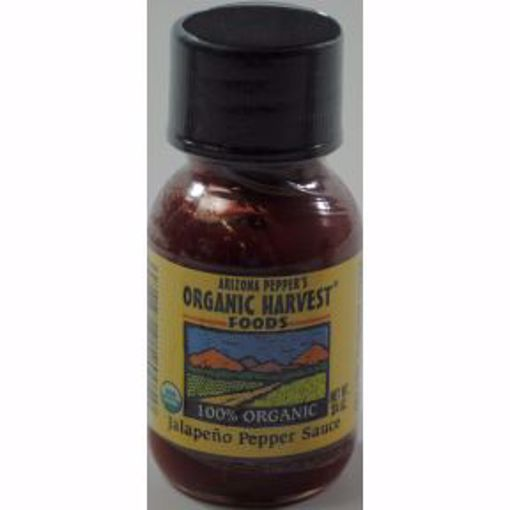 Picture of Arizona Peppers Organic Harvest Jalapeno Pepper Sauce