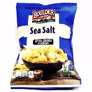 Picture of Boulder Canyon Potato Chips - Sea Salt