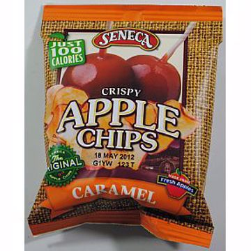 Picture of Seneca Crispy Apple Chips - Caramel