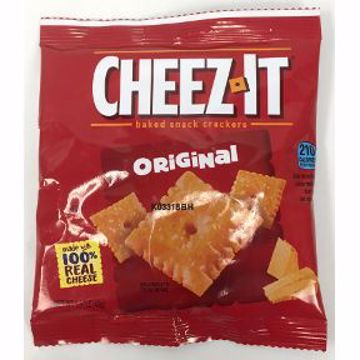 Picture of Cheez-It Baked Snack Crackers Original