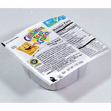 Picture of General Mills Cinnamon Toast Crunch Cereal (bowl)