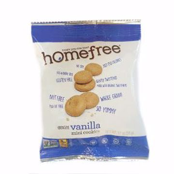 Picture of Homefree Gluten Free Vanilla Mini Cookies