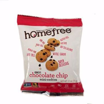Picture of Homefree Gluten Free Chocolate Chip Mini Cookies
