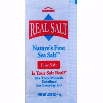 Picture of Redmond RealSalt All Natural Sea Salt packet