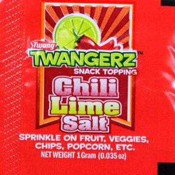Picture of Twangerz Snack Topping Packet - Chili Lime Salt