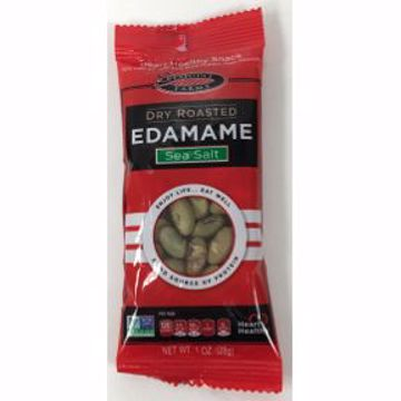 Picture of Seapoint Farms Dry Roasted Edamame Sea Salt