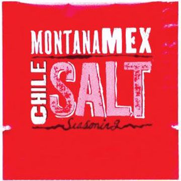 Picture of Montana Mex Chile Salt Packet