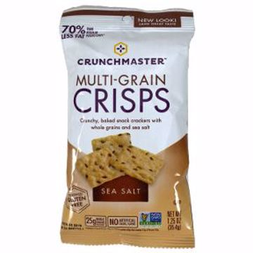 Picture of Crunchmaster™ Multi-Grain Crisps - Sea Salt