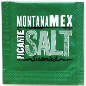 Picture of Montana Mex Picante Salt Packet