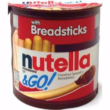 Picture of Nutella & Go! Hazelnut Spread & Bread Sticks