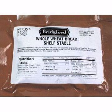 Picture of Bridgford Whole Wheat Bread
