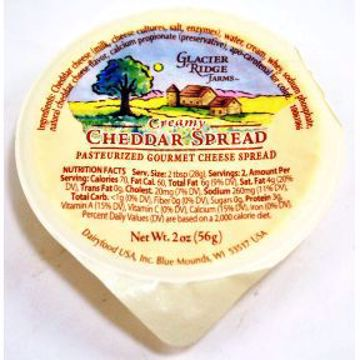 Picture of Glacier Ridge Farms Creamy Cheddar Spread