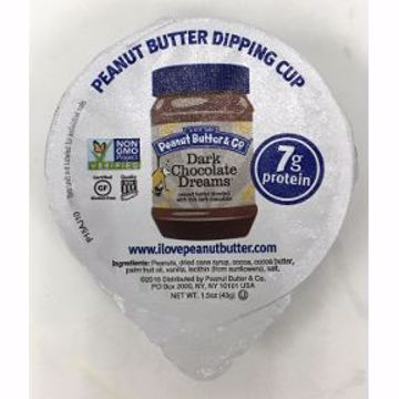 Picture of Peanut Butter & Co Dark Chocolate Dreams Dipping Cup
