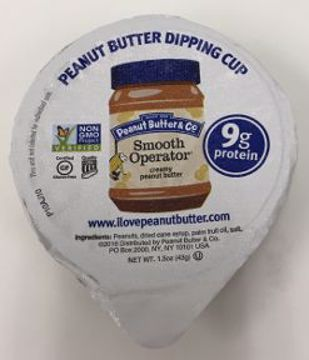 Picture of Peanut Butter & Co Smooth Operator Dipping Cup