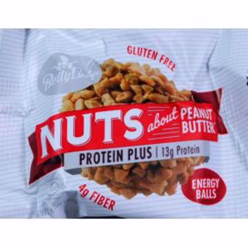 Picture of Betty Lou's Nuts about Peanut Butter Energy Balls