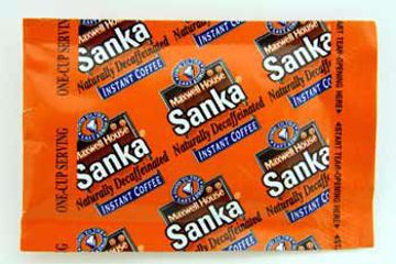 Picture of Sanka Naturally Decaffeinated Instant Coffee