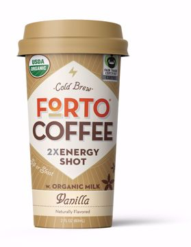 Picture of Forto Coffee Energy Shot Vanilla 2oz