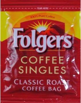 Picture of Folgers Coffee Singles