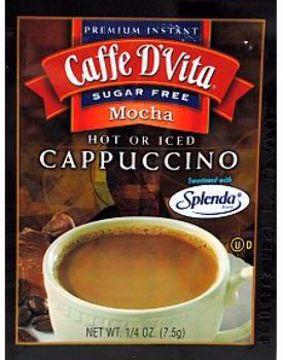 Picture of Caffe D'Vita Cappuccino - Sugar Free Mocha