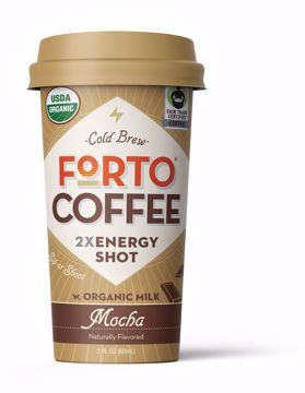 Picture of Forto Coffee Energy Shot Mocha 2oz