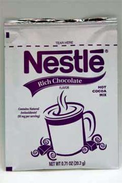 Picture of Nestle Rich Chocolate Flavor Hot Cocoa Mix
