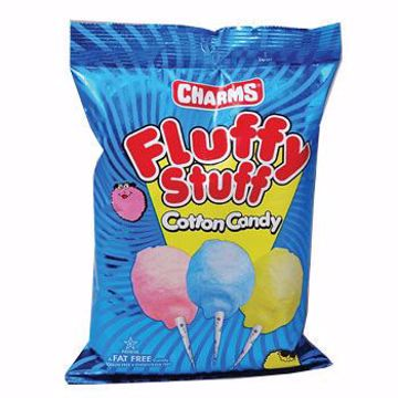 Picture of Cotton Candy Fluffy Stuff 2.5 Ounces
