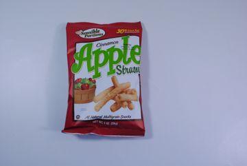 Picture of Cinnamon Apple Straws 1 oz bag