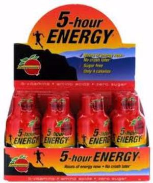 Picture of 5 Hour Energy Pomegrante 2 Oz