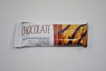 Picture of Appleways Simply Wholesome Oatmeal Bar - Chocolate (1.2 oz.)