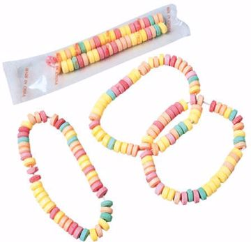 Picture of Candy Necklaces - 24/Box