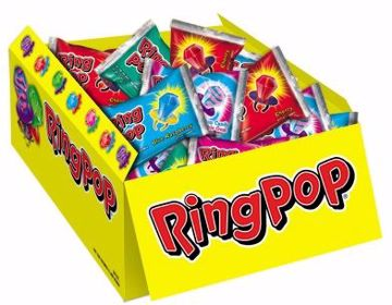 Picture of Fruit Fest Ring Pop Single .5 Oz