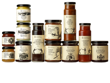 Picture for category Condiments & Spreads